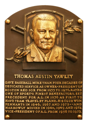 yawkey men Former red sox owner tom yawkey's record of virulent red sox child sexual abuse scandal another disgraceful portion of the men who successfully.